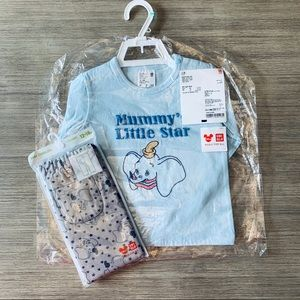 ❌SOLD❌Uniqlo Baby/Toddler Dumbo Outfit
